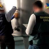 Ciudad Real formaba parte de una gran red desmantelada que elaboraba y distribuía whisky de manera ilegal