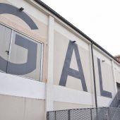 Antigua fábrica Gal en Alcalá de Henares