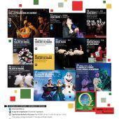 Cartel Programación Navidad La Vila 2020