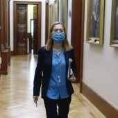 La vicesecretaria de lo Social en el PP y exministra de Sanidad, Ana Pastor.