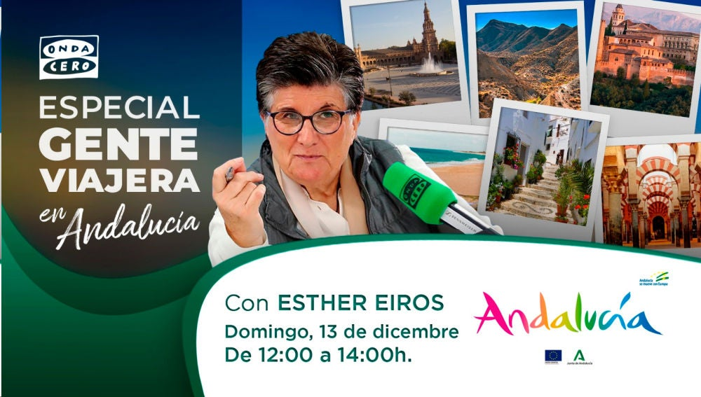 Especial Gente Viajera Andalucía