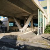 Terminal Lavacolla abandonada
