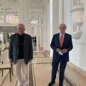 José Seguí y Ramón Calderón