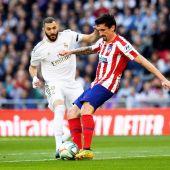 Alineación del Real Madrid y Atlético de Madrid hoy en laLiga