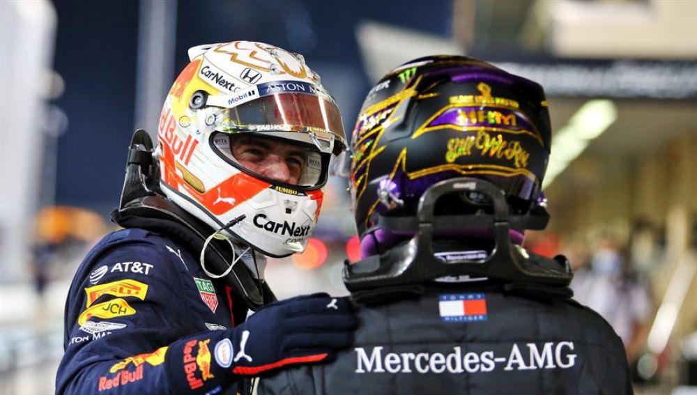 Verstappen gana en la fiesta final de Abu Dabi y Sainz se despide sexto de McLaren