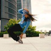 La granadina Laura García, campeona de España de breakdance