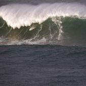 Surfistas en O Portiño