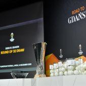 Sorteo de dieciseisavos de final de la Europa League