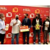 José Luis Martínez de 'Taberna&Media' de Madrid ganador del Concurso Internacional de Elaboración de Patatas Bravas