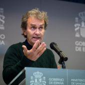 Fernando Simón, director del Centro de Coordinación de Alertas y Emergencias Sanitarias, uno de los personajes de este 2020 marcado por la crisis del coronavirus