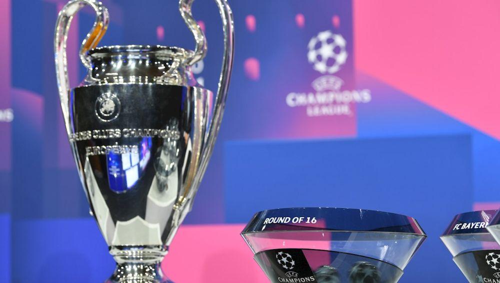 Sorteo Champions: cruces, partidos de octavos y rival del Real Madrid, Barcelona, Atlético y Sevilla