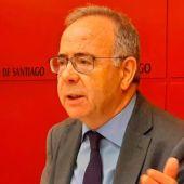 Xosé Sánchez Bugallo, alcalde de Santiago