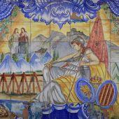 """La leyenda cuenta que La Armengola se llamaba Hermenegilda-Eugenia y era la mujer de Pedro Armengol, de ahí el apodo de """"La Armengola"""""""