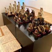 Trofeos concurso de belenes de Alcalá de Henares