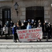 El lunes se guardó un minuto de silencio en Villarrubia de los Ojos por el asesinato
