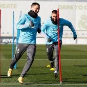 El Real Madrid se concentrará en el Huerto del Cura de Elche.
