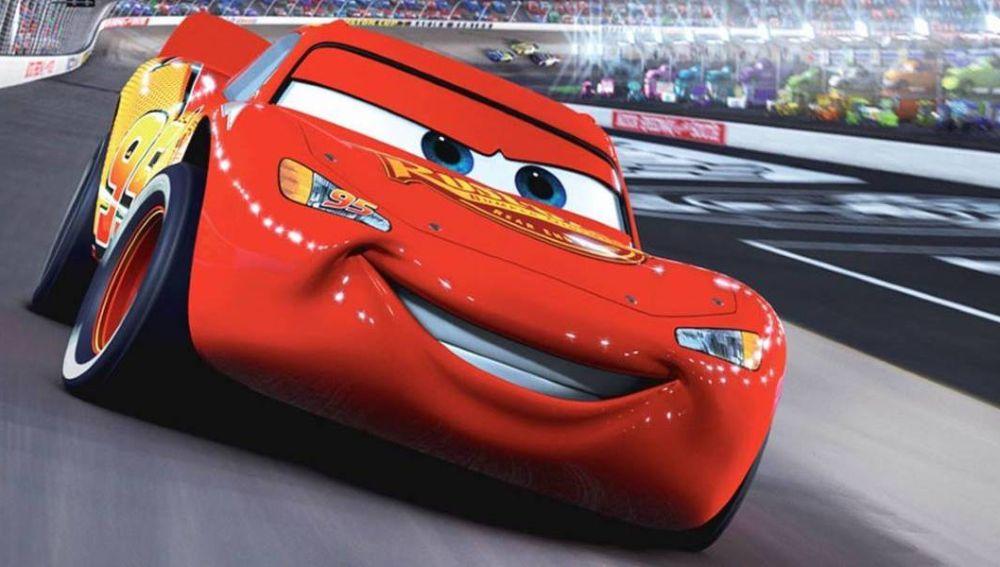 Rayo McQueen, el protagonista de la saga 'Cars' cuyo diseño estuvo plagado de curiosidades