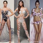 Todos los vestidos de Cristina Pedroche en las campanadas de Nochevieja