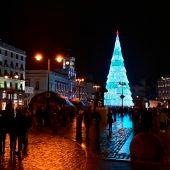 El centro de Madrid, sin incidencias en Nochevieja