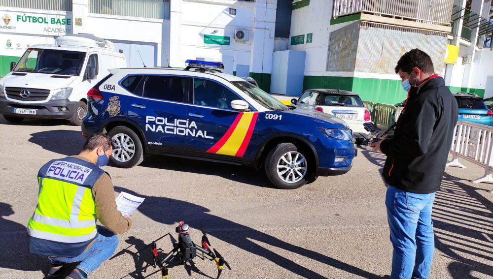 La Policía Aeronáutica se ocupa de que las actividades aeronáuticas privadas y deportivas se desarrollen en condiciones de seguridad