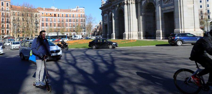 Muere la anciana que fue atropellada en Madrid por un patinete que se dio a la fuga
