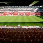 'El Molinón', estadio del Sporting de Gijón