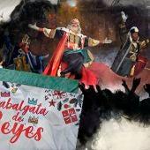 Cabalgata de Reyes con Carlos Alsina