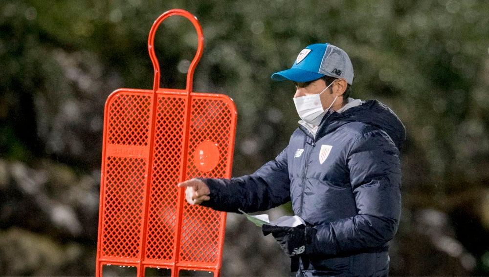 El nuevo entrenador del Athletic Club, Marcelino García Toral.