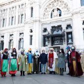 VÍDEO   El ocurrente baile de los Reyes Magos con José Luis Martínez-Almeida, Begoña Villacís y Andrea Levy