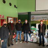 El concejal de Deportes, Víctor Bernabéu, ha informado este lunes sobre la gran acogida que ha tenido la iniciativa de la Campaña Solidaria de Recogida de Alimentos