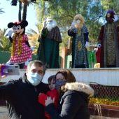 Los Reyes Magos llegaron con mascarilla y distancia de seguridad
