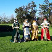Los Reyes Magos han llegado a Gijón
