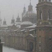 El Pilar nevado
