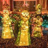 Los Reyes Magos han llegado a Galicia
