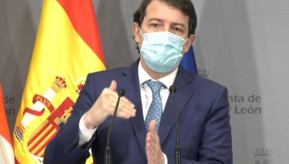 Alfonso Fernando Fernández Mañueco