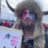 Quién es 'El Lobo de Yellowston', uno de los asaltantes al Capitolio de Estados Unidos