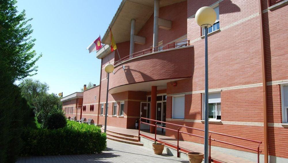 """Residencia de ancianos """"Los Jardines"""" de Manzanares"""