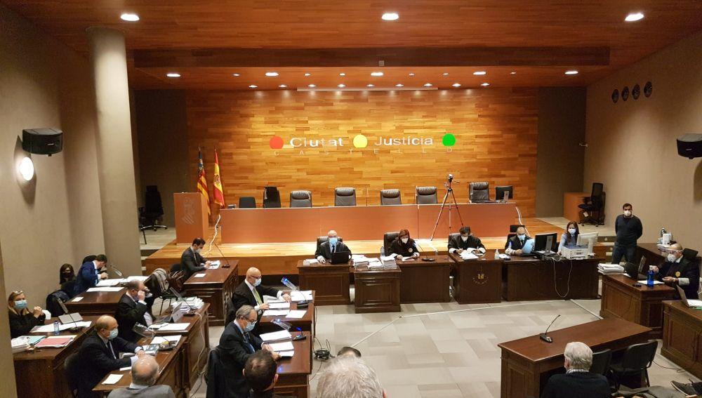 Arranca en la Audiencia Provincial el juicio del caso PIAF