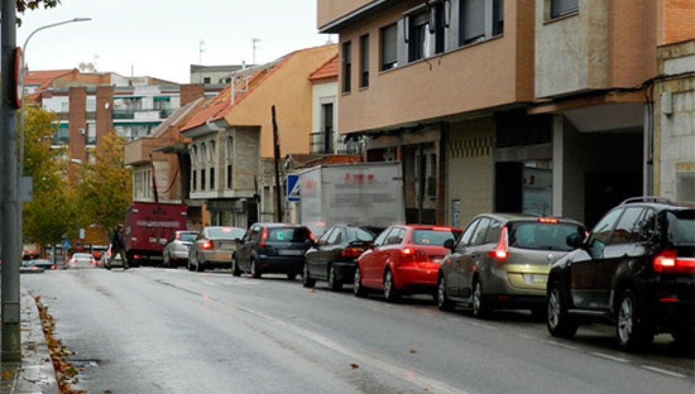 La colisión ha ocurrido en la carretera Fuensanta de Ciudad Real