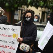 Los vecinos de Cañada Real rechaza el realojamiento en albergues ofrecido por el Ayuntamiento