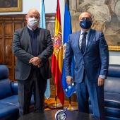 A Deputación de Ourense completa o Eixo Atlántico