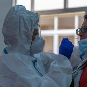 Cribado masivo con test de antígenos en Son Serra