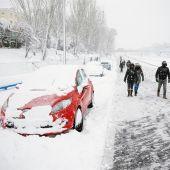 """El Gobierno asegura que """"ya no hay nadie atrapado en su vehículo"""" en ningún punto de la red de carreteras"""