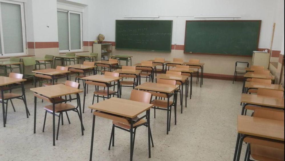 54 aulas cerradas de un total de 5.170 en la provincia