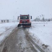 Se refuerza el operativo invernal en Teruel para evitar problemas en las carreteras