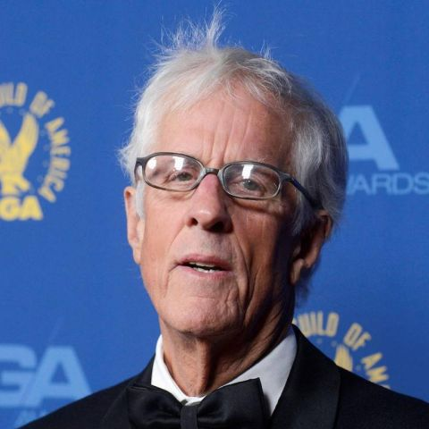 Imagen de archivo del director de cine británico Michael Apted, en una gala de los premios DGA