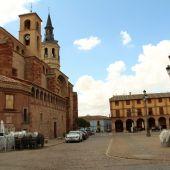 La localidad de La Solana se encuentra confinada