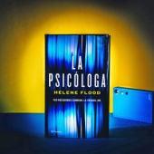 Portada del libro 'La Psicóloga'