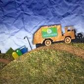 El servicio de recogida de basuras se adelanta a las 21.00 h. los días 11, 12 y 13 de enero