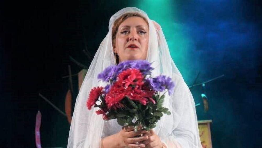 Gloria Albalate, candidata a los premios Goya 2021